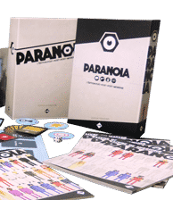 Paranoia – maquette