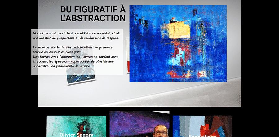 Olivier Sagory – artiste peintre